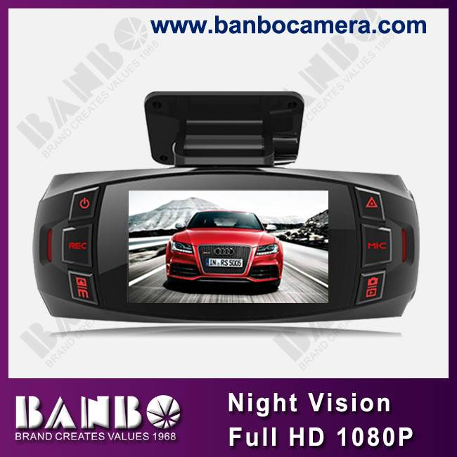 1080p night vision dashcams