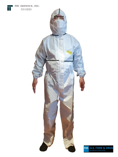 Guard Wear Protection Suit
