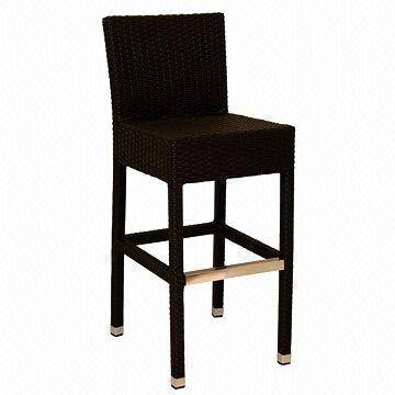 rattan furniture barstool