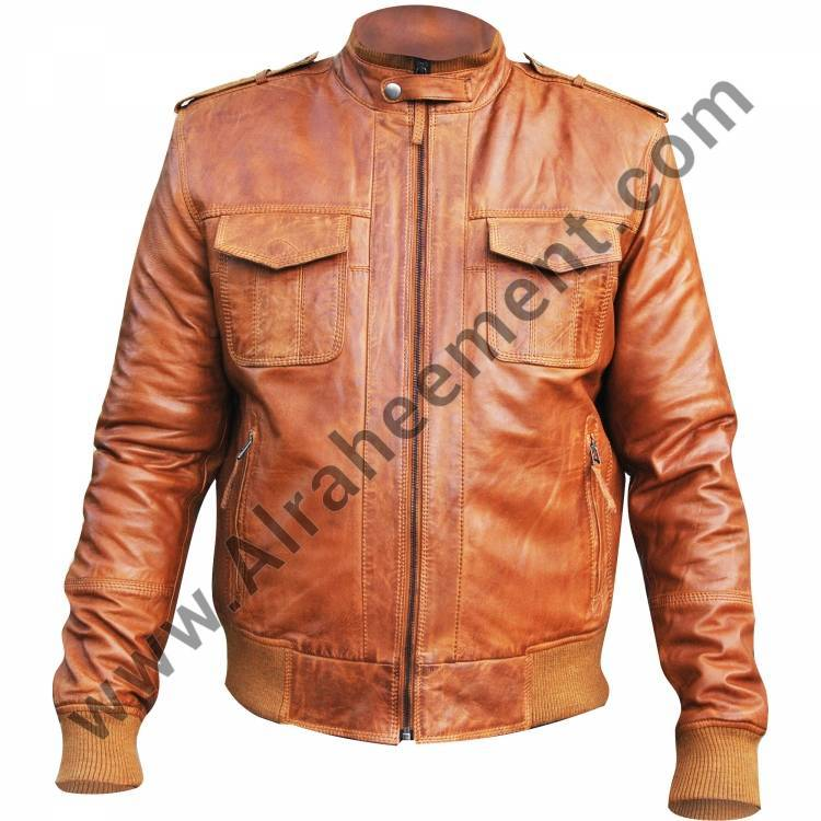 OFFER TO SELL MEN LEATHER FASHION JACKETS