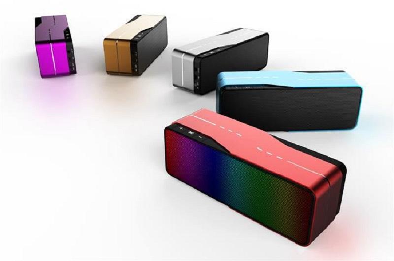 Hand-Made Bluetooth Speaker