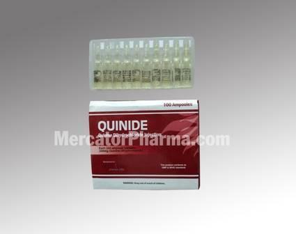 quinine dihydrochloride