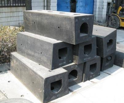 square rubber fender /retangular fender