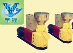 Small Flat die Chicken Feed Pellet Machine