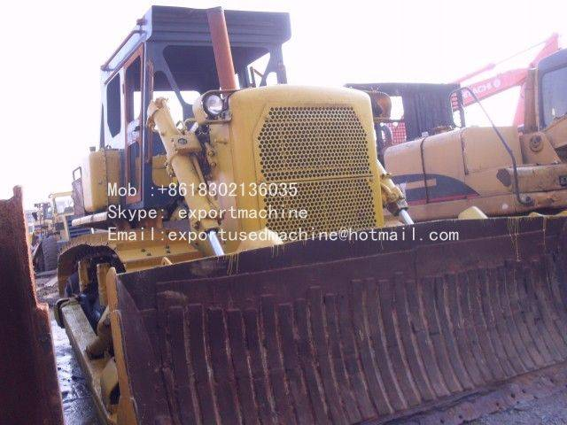 Used CAT D7G bulldozer cheap bulldozer for sale