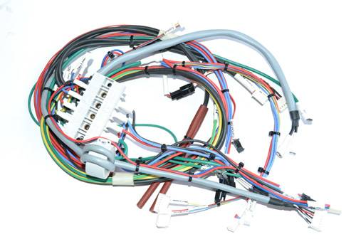 wire harness for air condition