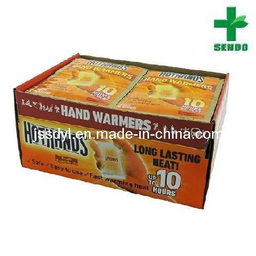 Hand Warmers / Hot Hands (SENDO 114)