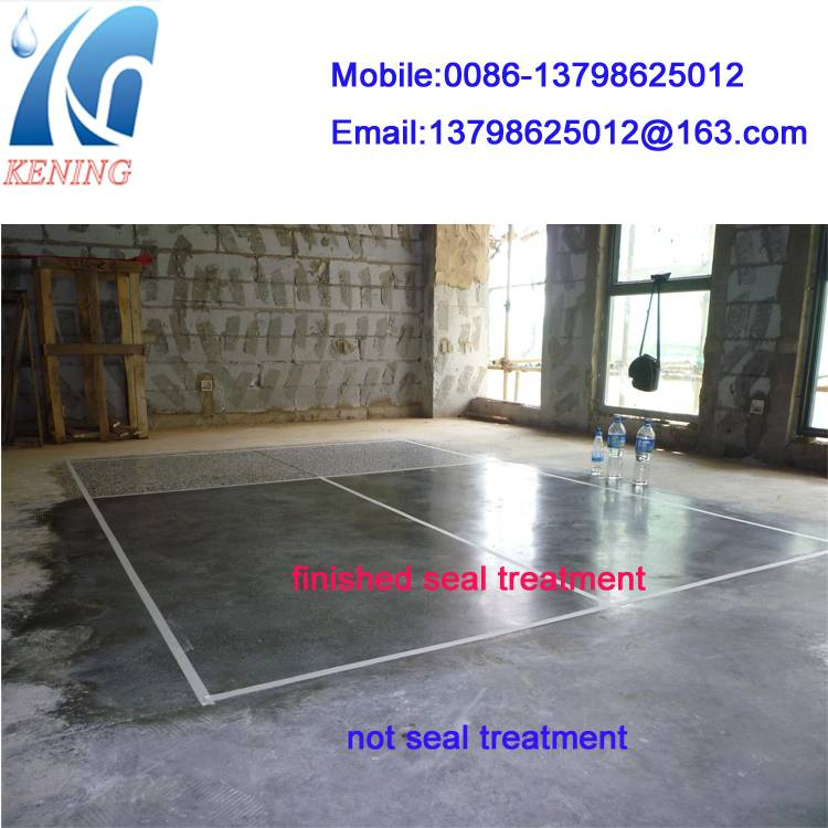 Factory First Choice Environment Friendly Gound Dusting Treatment