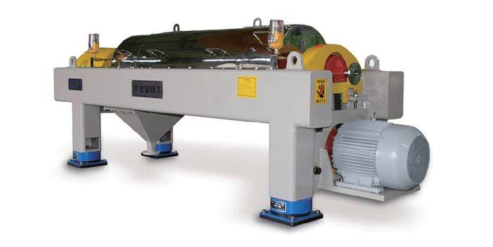 Separating Decanter Centrifuges