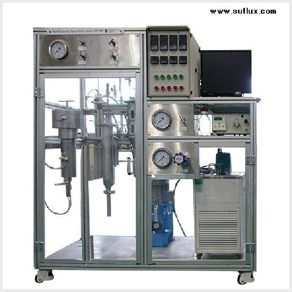 Supercritical Fluid System-Supercritical Making Nanoparticle System