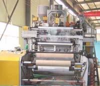 FD-BMC1200-2 Two-layer Co-extrusion Casting Self-stick stretch Film Machine
