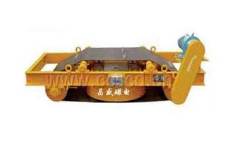 RCDC series of dump electromagnetic separators