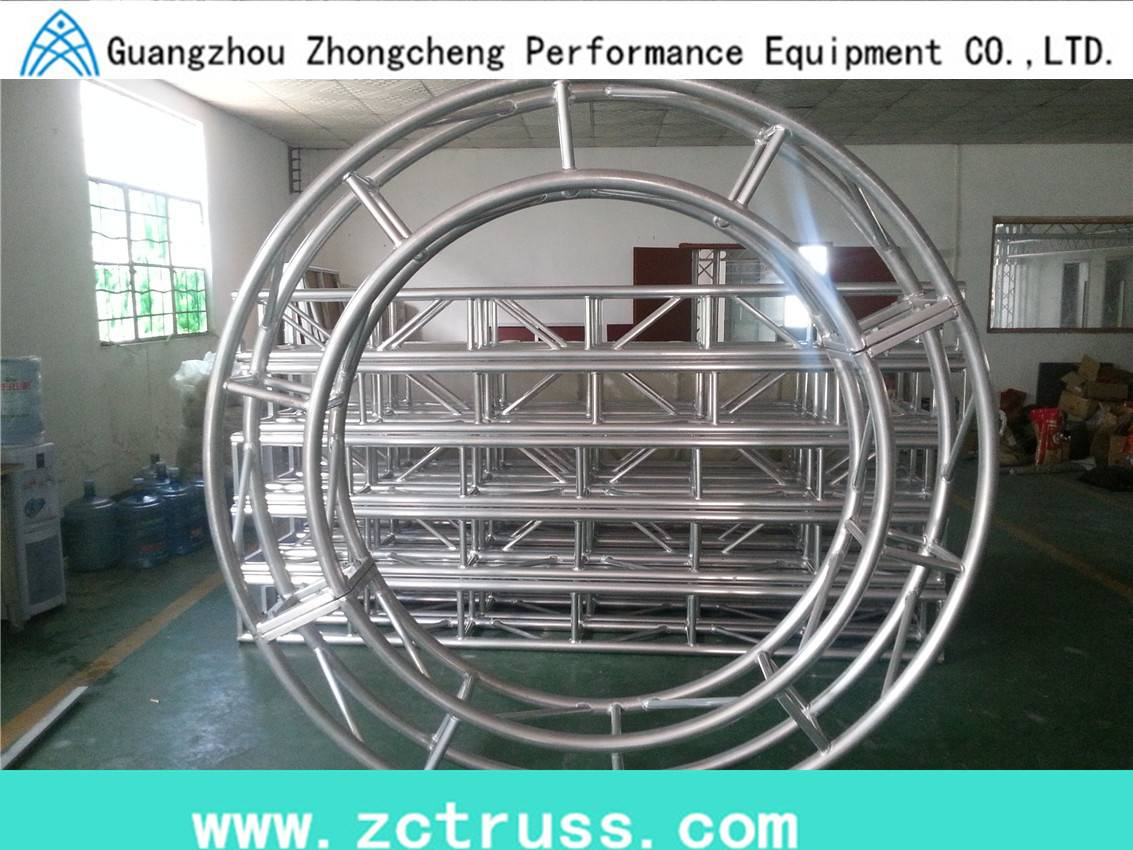 Performance Lighting exhibition aluminum circle stage truss