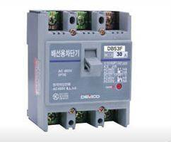 Molded Case Circuit Breakers - DB-F Series