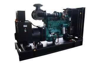 450kva 360kw Cummins Generator with Good Pirce Generating Machine Power Plant Fuel Generator Set
