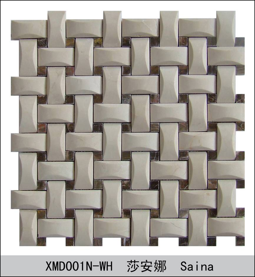 supply stone mosaic with diverse designs/pattern