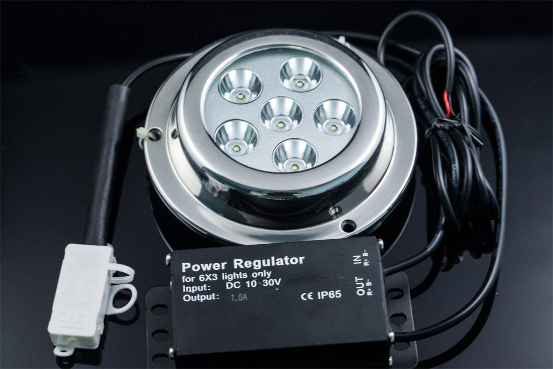 18W high power led underwater light CREE LED CHIP