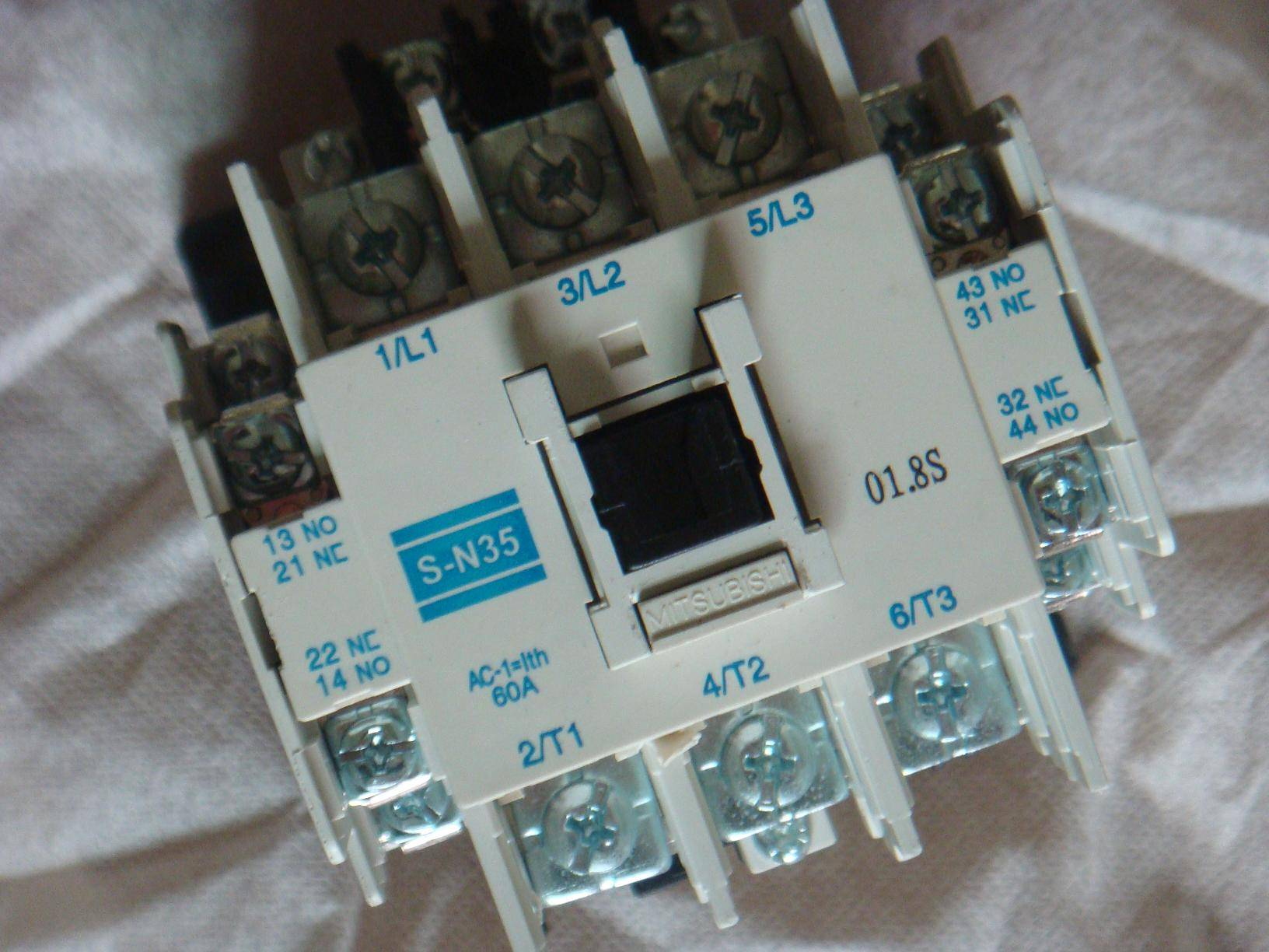 Best supplier of Mitsubishi AC/DC contactors,circuit breaker,switches,sensor etc.S-N35,SN-25,S-N65