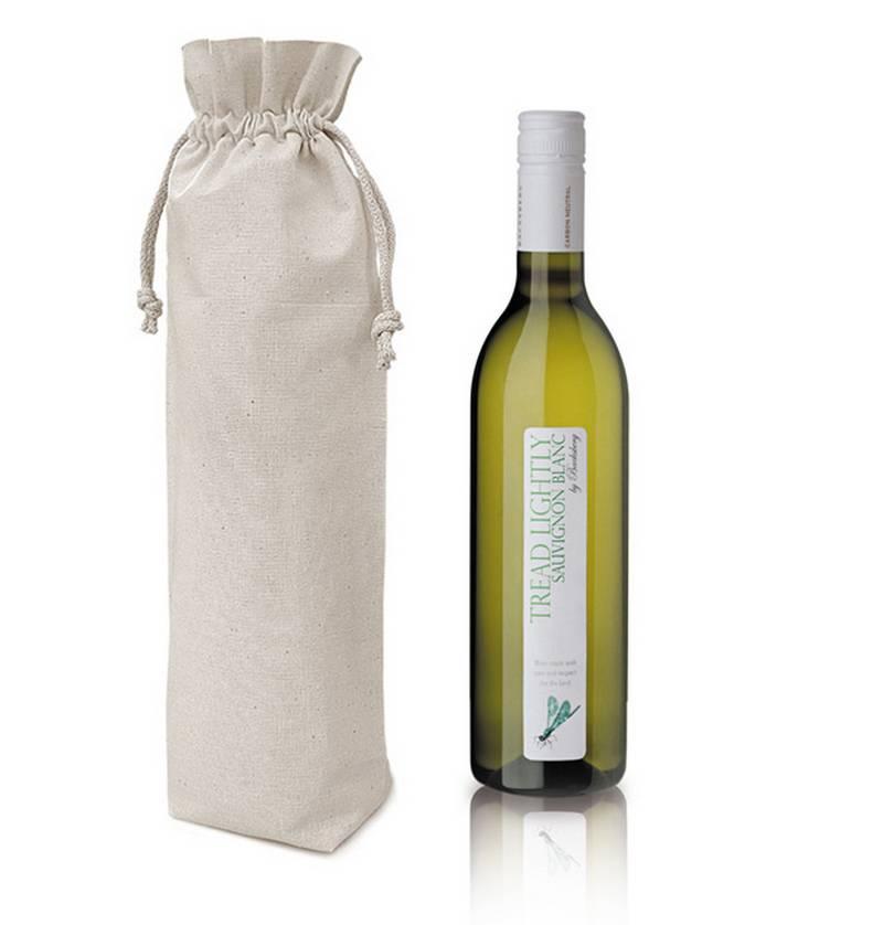 Cotton Wine Bag Promotion Bags