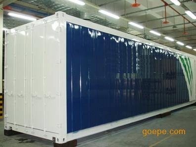 Reverse Osmosis System Containerized Water Treatment Plant