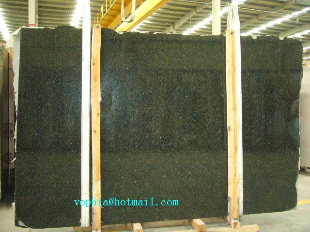 Hot sell Ubatuba green granite