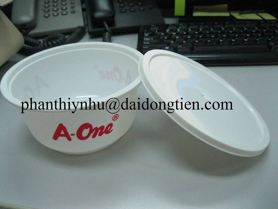 supply plastic food container