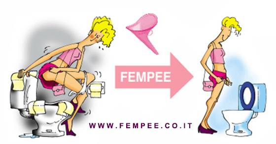 FEMPEE Portable Female/Male Urination Device