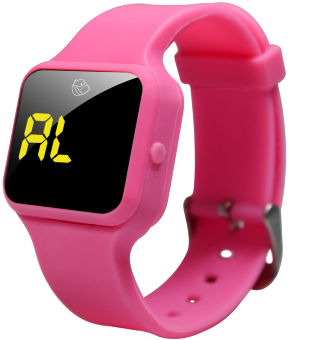 Potty training watch vibrating watch custom logo watches for kids