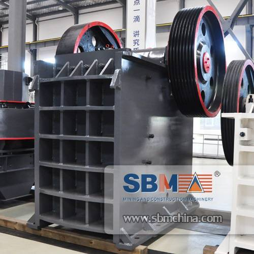 SBM Jaw Crusher