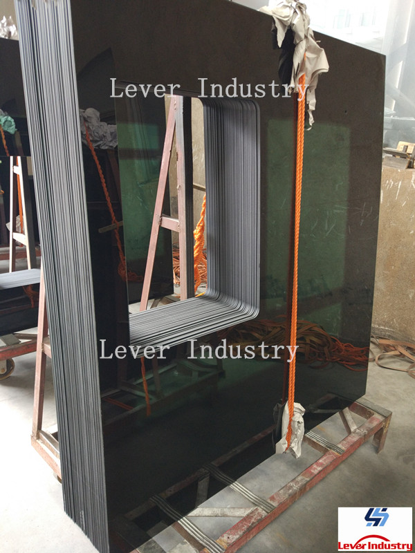 Bending Glass Tempering Furnace for Bus Sidelites glass