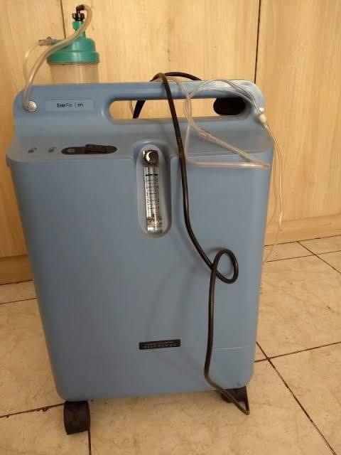 Oxygen concentrator generator