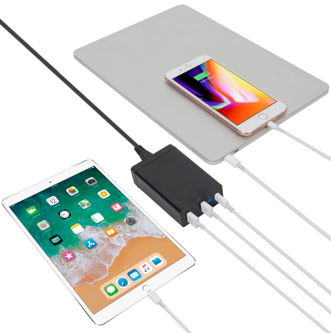 Full function 60W macbook usb c charger with PD for everything