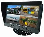 Car rear view camera system