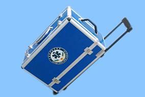 Aluminum Trolley Cases/Travel Cases/Tool Cases/Instrument Cases