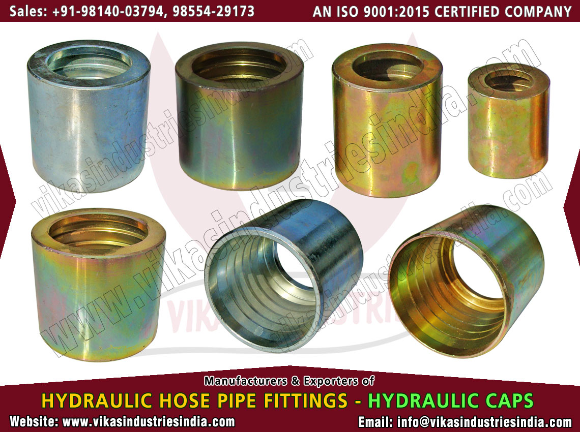 hydraulic hose pipe end fittings manufacturers suppliers