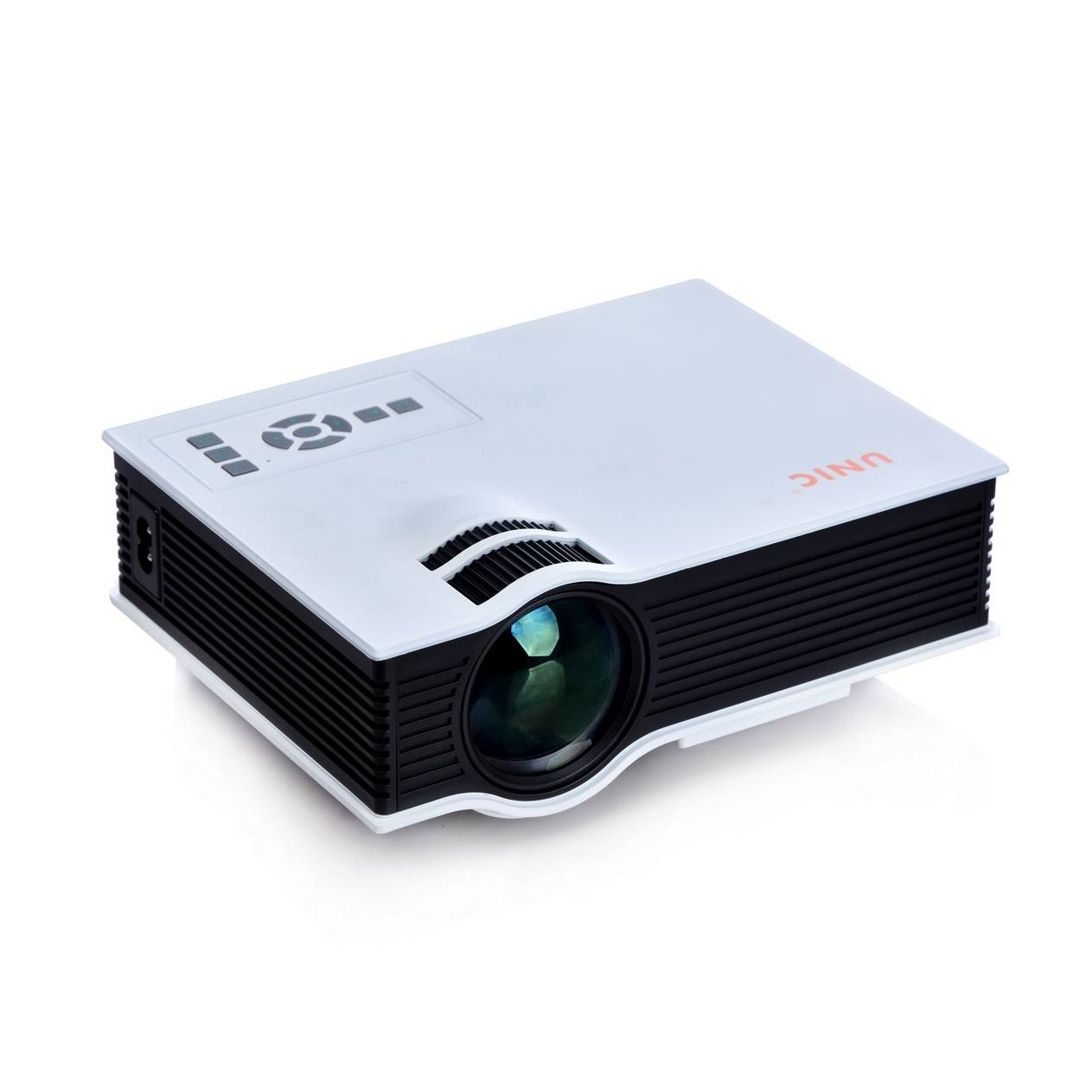 2015 new led lcd mini projector with SD/USB/HDMI/TV(IP)/IR, support 1080P
