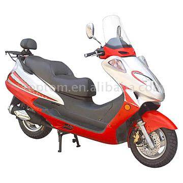 EEC & EPA Approved 125cc & 150cc Scooter
