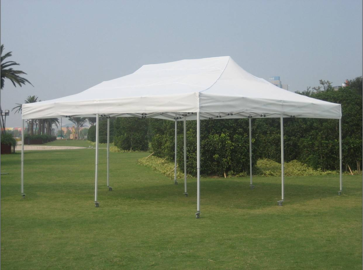 Foldable gazebo, outdoor aluminum folding gazebo