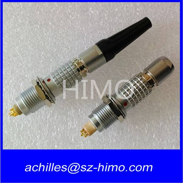 lemo 9 pin 10 pin 12 pin self-locking connector FGGEGG