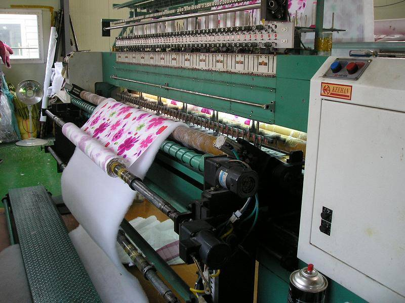 Dolphine and Kee hand quilting machines for sell
