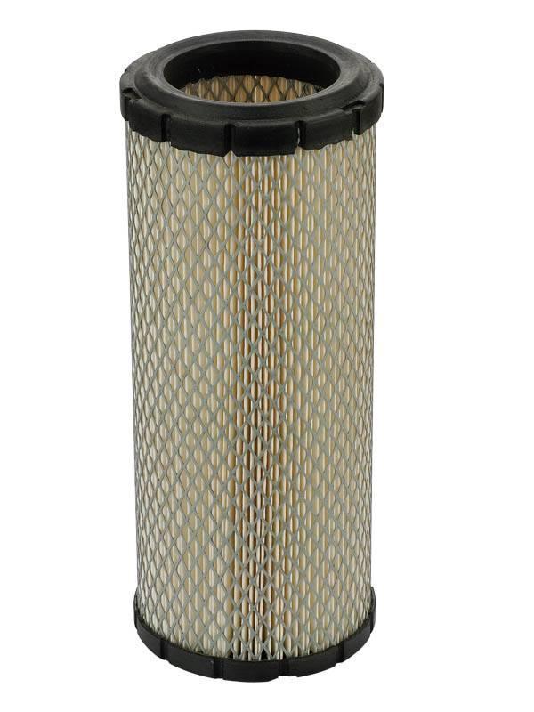 replace perkins air filter 26510337 CAT 123-2367 John Deere RE508449 Fleetguard AF25526