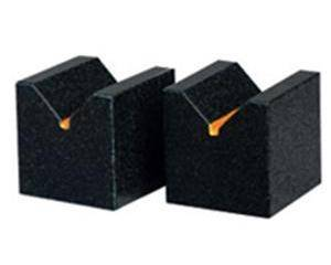 Industrial No Magnet Granite V Blocks