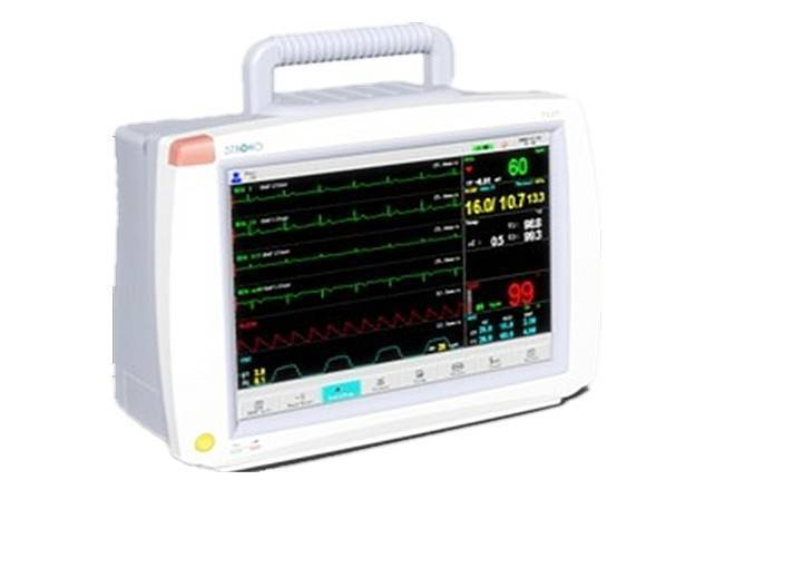 12' TFT Color Touch Screen Patient Monitor (FM-712T)