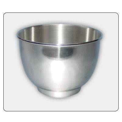 stainless salad bowl