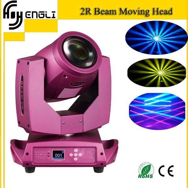 2R Beam moving head stage&disco effect lighting