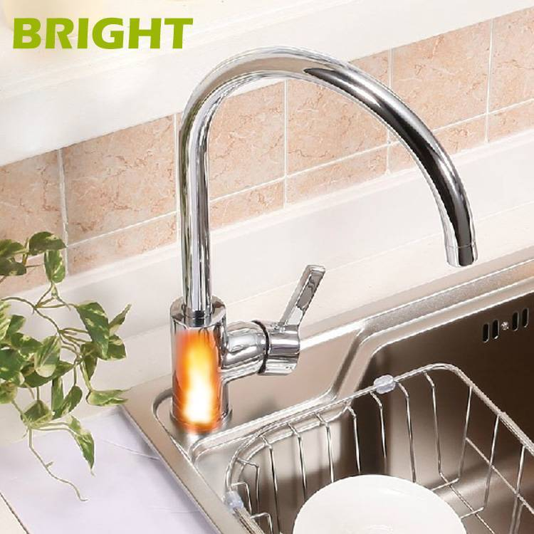 Regarding Electric Faucets