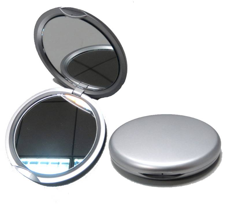 Ideal promotional compact mirrors, various colors for your choice