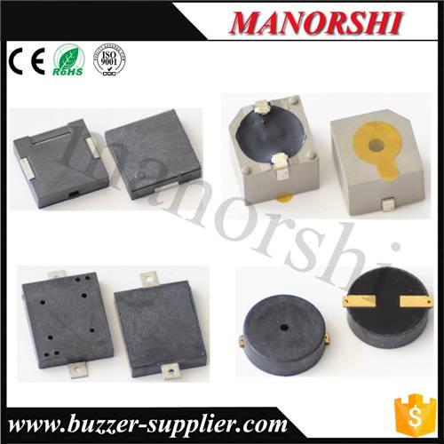10mm LCP Thin Small SMD Buzzer 80dB Piezo Buzzer For Anti-lost