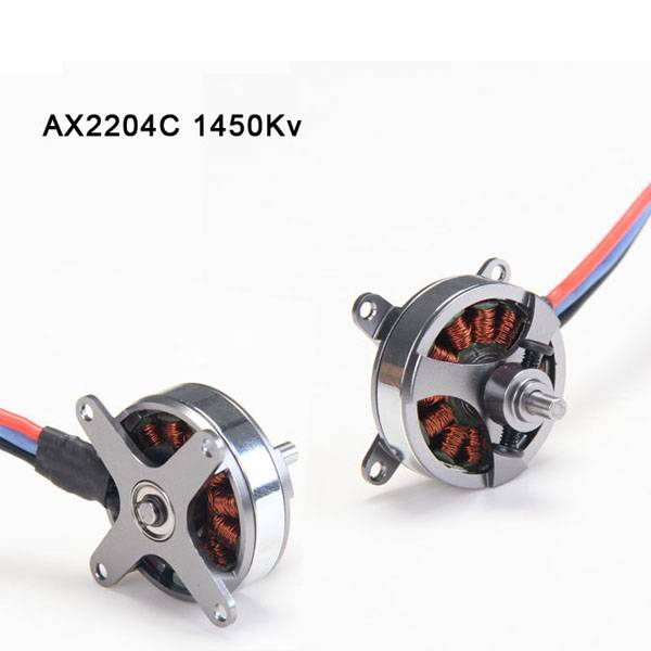 Outrunner electric rc Brushless Motor AX2204C 1450Kv for hobby rc toy plane model