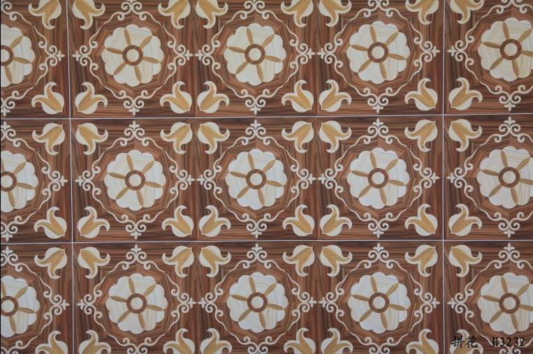 decorative floor paper